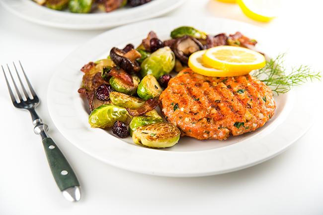 Ganhar massa muscular - Consuma os nutrientes certos