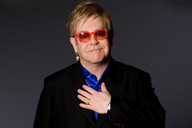 Sabe o nome verdadeiro do Elton John?