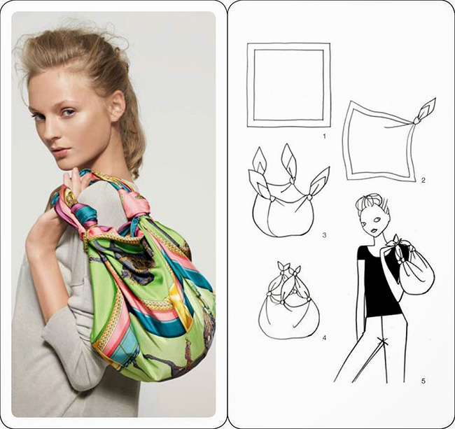 Pareos, as melhores dicas - usar como saco de praia