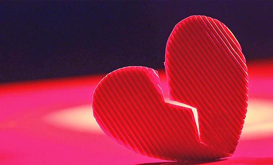 Tudo sobre o amor - ficar de coração partido