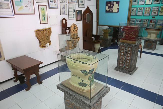 Museus mais esquisitos do mundo - Museu das Sanitas