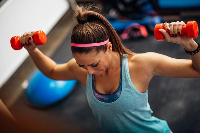 Ganhar massa muscular - Escolha o treino certo