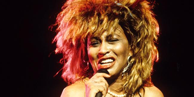 Sabe o nome verdadeiro da Tina Turner?