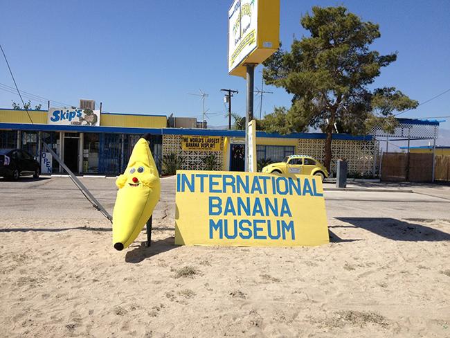 Museus mais esquisitos do mundo - Museu da Banana