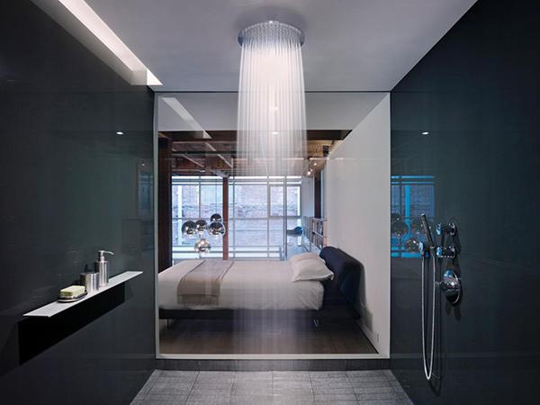 Duches de sonho - duche com design moderno