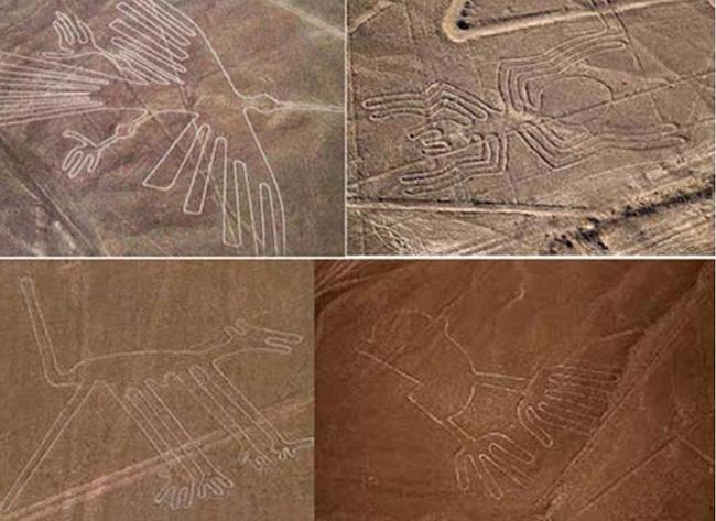 Linhas de Nazca, Nazca, Peru - Lugares mais misteriosos do mundo