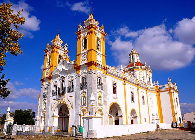 Lugares Santos em Portugal: Igreja de Nossa Senhora de Aires, Viana do Alentejo