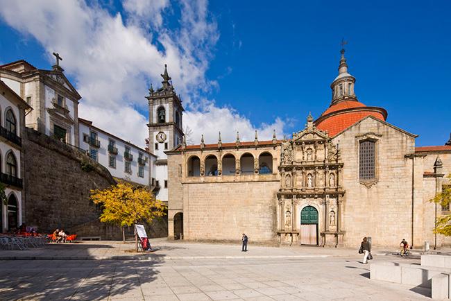 Lugares Santos em Portugal: Igreja e Ponte de São Gonçalo de Amarante, Amarante