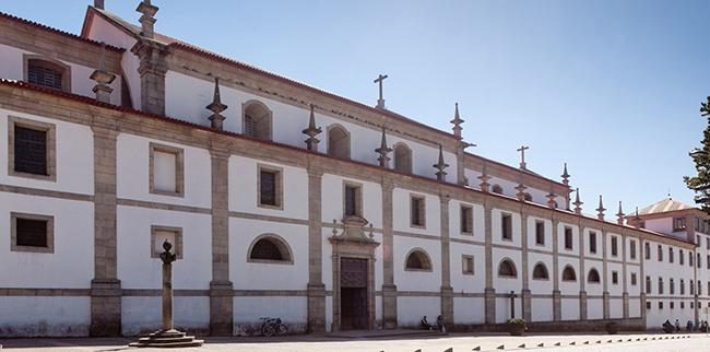 Lugares Santos em Portugal: Igreja do Mosteiro de Nossa Senhora de Arouca, Aveiro