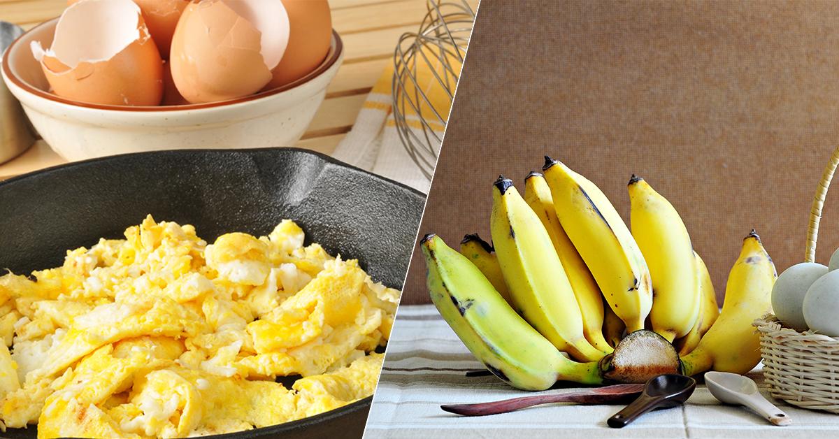 3 Pequenos-almoços para manter a barriga lisa