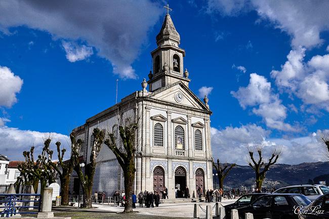 Lugares Santos em Portugal: S. Bento da Porta Aberta, Terras do Bouro, Braga