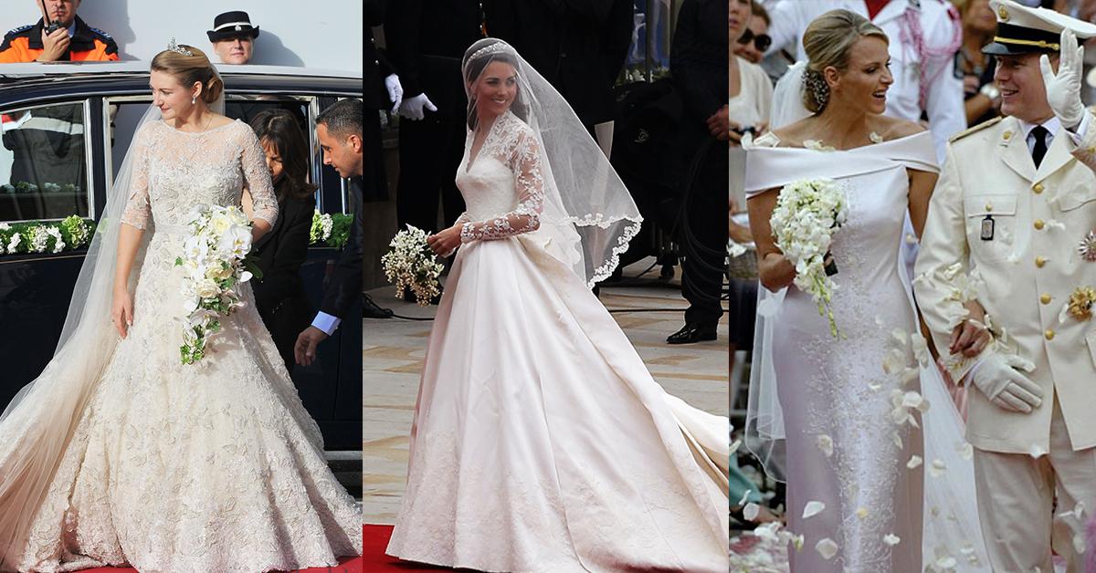 8 Vestidos de noiva de sonho, de qual gosta mais?