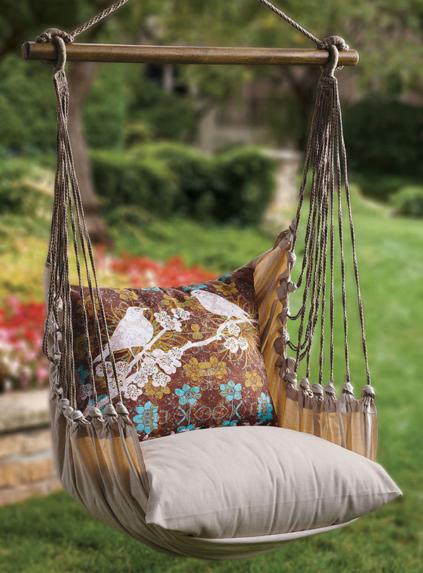 Baloiços e cadeiras - baloiço ninho alcova