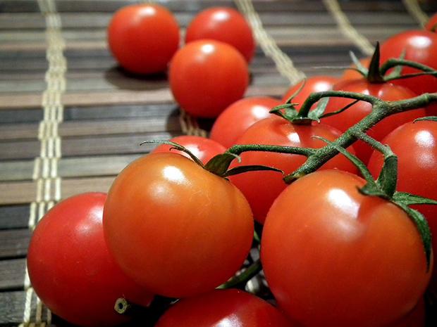 Conservar legumes e vegetais, tomate