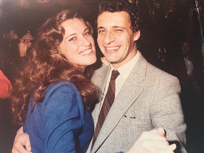 O meu primeiro grande amor - Dançando - Teresa Guilherme, Raul Durão