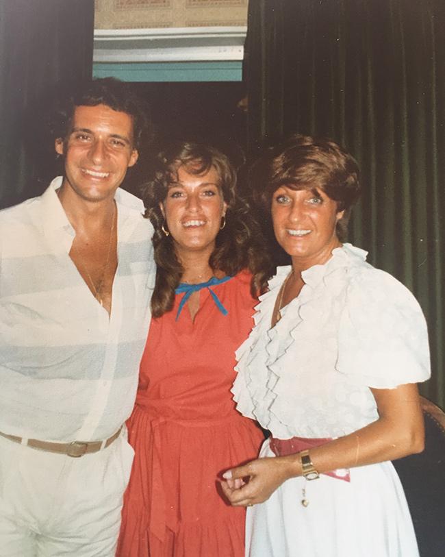 O meu primeiro grande amor - O Raul e a minha Mãe adoravam-se! - Teresa Guilherme, Raul Durão e Lídia Ribeiro