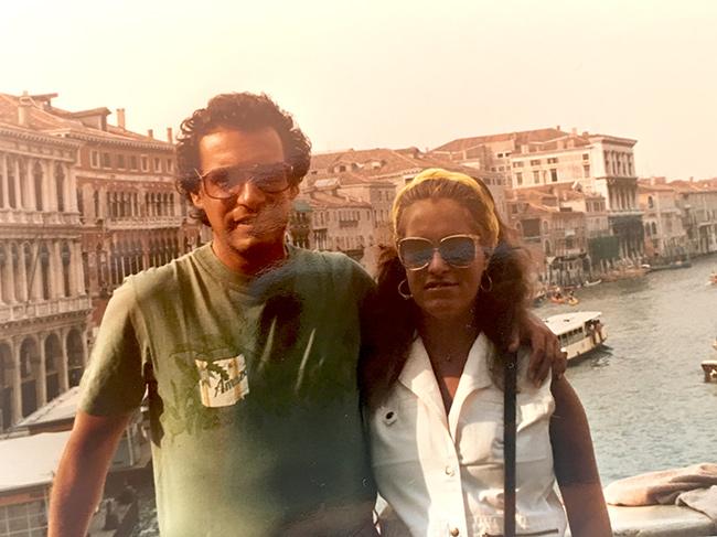 O meu primeiro grande amor - Veneza a cidade mais romântica! Teresa Guilherme e Raul Durão