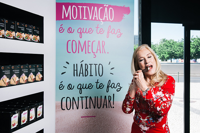 Teresa Guilherme - a minha dieta: a pesagem final