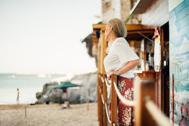 Teresa Guilherme - praia, um prazer de sempre