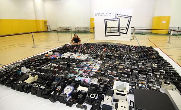 Coleções que o vão surpreender - Coleção de câmaras antigas