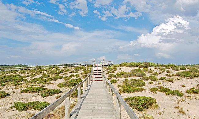 Passadiços em Portugal - Passadiço do Osso da Baleia
