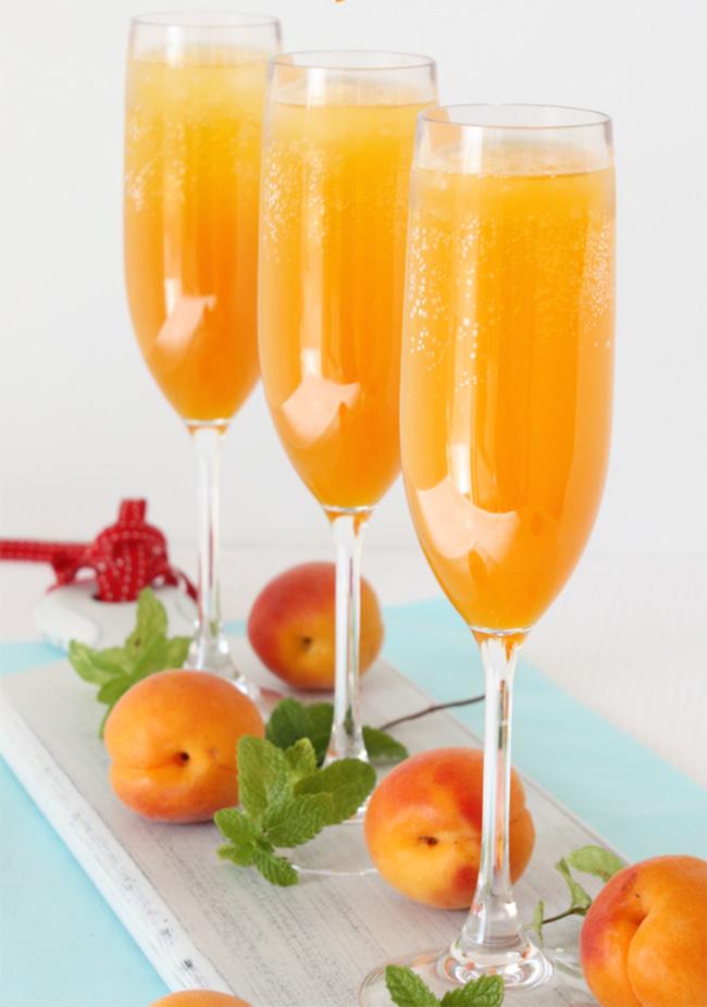 Cocktails de verão - Bellini