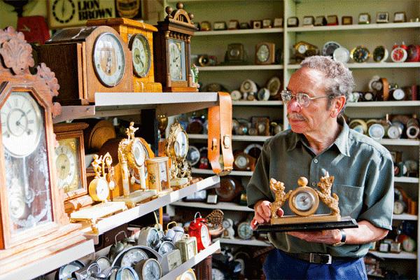 Coleções que o vão surpreender - Coleção de relógios