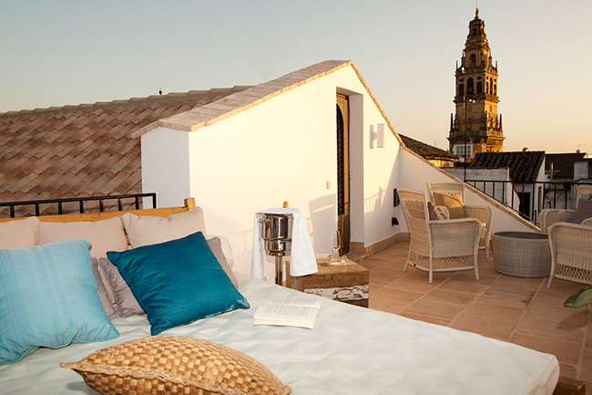Dormir com as estrelas - CORDOBA, ESPANHA