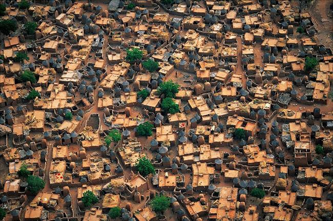 Paisagens espetaculares - Dogon, Mali