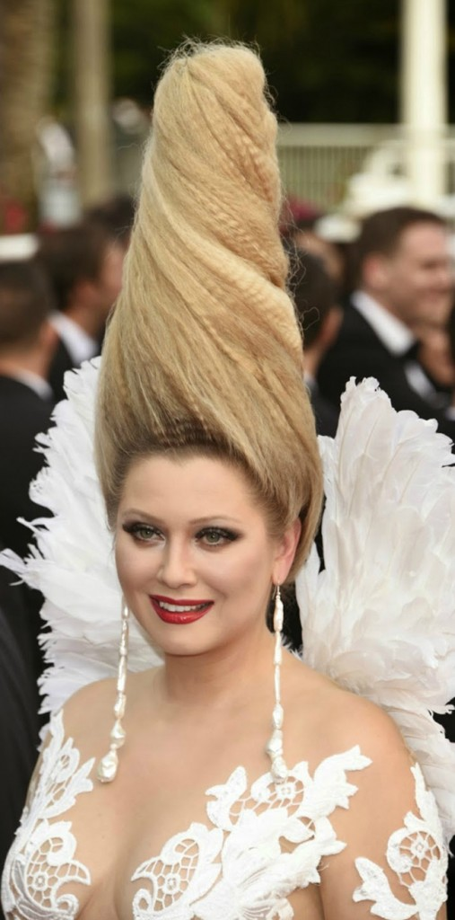 11 penteados de deixar os cabelos em pé | Like3ZA