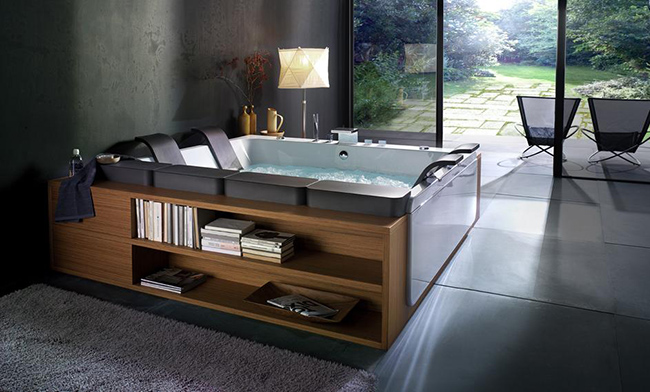 Banheiras de sonho - banheira para relaxar