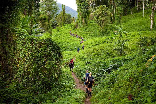 Os caminhos mais perigosos do mundo - Kokoda, Papua Nova Guiné