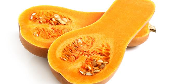 Frutos e vegetais que ajudam a manter a pele bronzeada - Abóbora