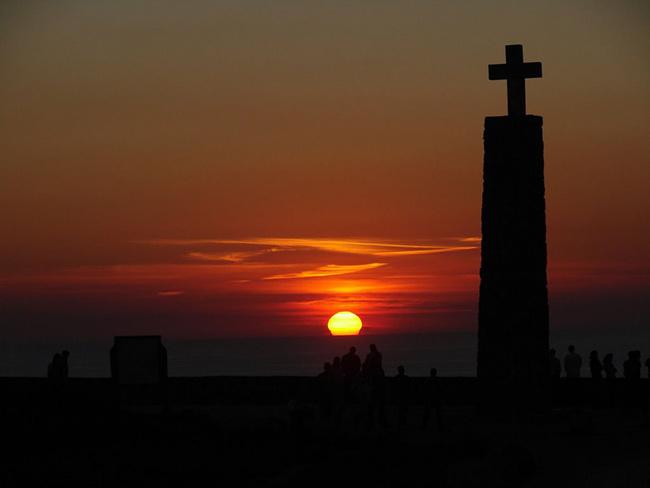 Os mais fantásticos pores do sol de Portugal - Cabo da Roca
