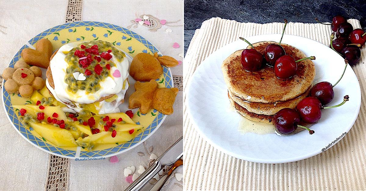 2 sobremesas irresistíveis, por Luísa Fortes da Cunha