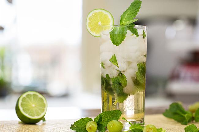 Cocktails de verão - Mojito