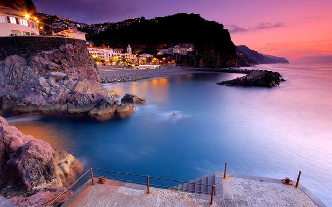 Os mais fantásticos pores do sol de Portugal - Madeira