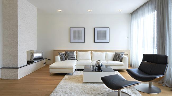Ideias para a casa ficar mais fresca - pinte as paredes com cores claras