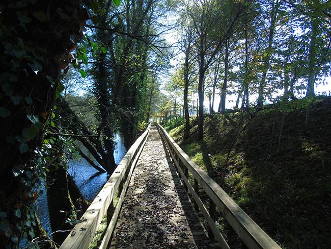 Passadiços em Portugal - Passadiço de Sistelo