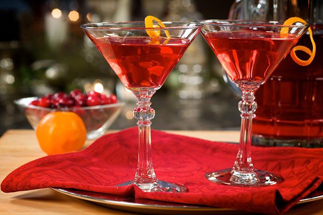 Cocktails de verão - Cosmopolitan