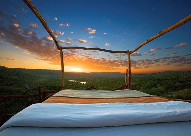 Dormir com as estrelas - LOISABA WILDERNESS, QUÉNIA