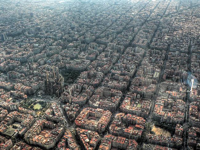 Paisagens espetaculares - Barcelona