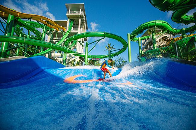 Parques aquáticos - WATERBOM, BALI