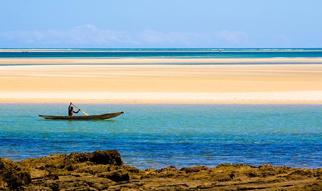 As águas mais cristalinas - 10 locais de sonho - Belo Sur Mer, Madagáscar