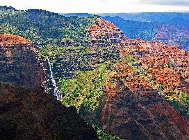 As cascatas mais deslumbrantes do mundo - Cascata de Waipoo, Havai