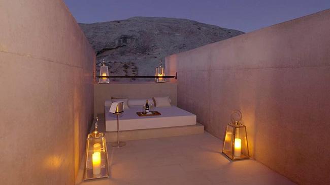 Dormir com as estrelas - AMANGIRI, UTAH, EUA