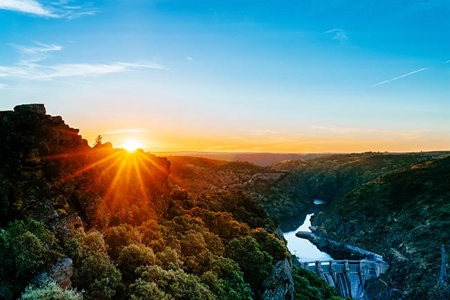 Os mais belos miradouros portugueses - Miradouro da Penha das Torres , Miranda do Douro