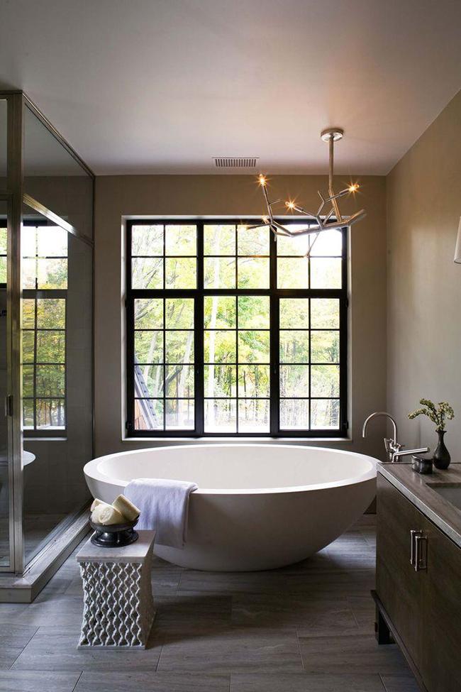 Banheiras de sonho - banheira redonda
