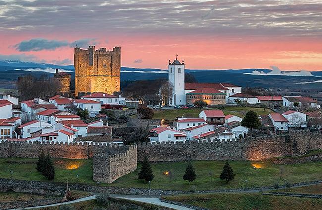 Os mais fantásticos pores do sol de Portugal - Bragança