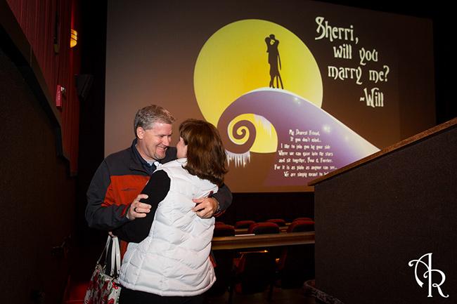 Os pedidos de casamento mais originais e românticos - no cinema